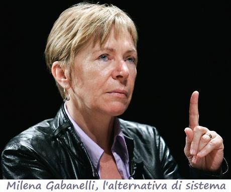 Milena Gabanelli, l'alternativa di sistema Italia