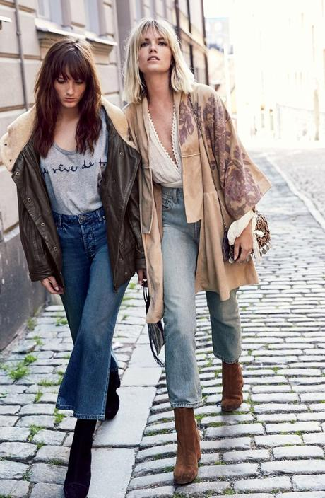 Jeans Styles on Trend