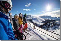 Stagione sciistica 2017/2018, due gare di Coppa Europa femminile ad Alpe Lusia/San Pellegrino