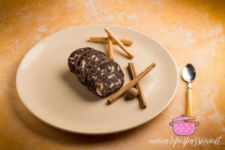 Salame di cioccolato e Rubatà