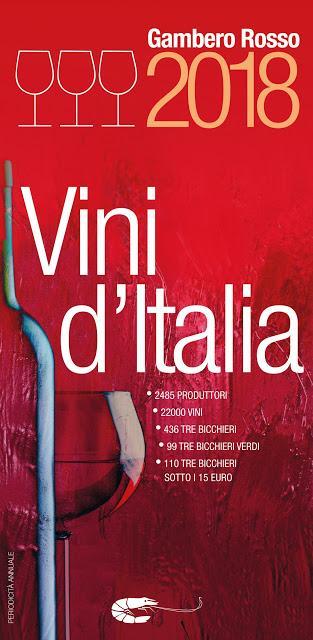 Guida Vini d'Italia 2018 di Gambero Rosso