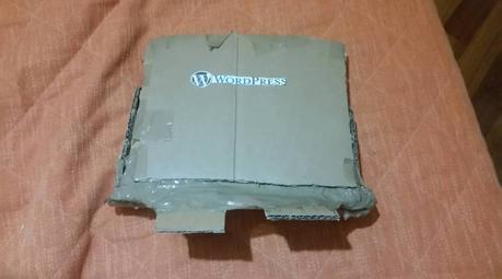 Homemade Pc Laptop Out Of Cardboard