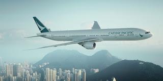 Cathay Pacific presenta: Pronti al Decollo