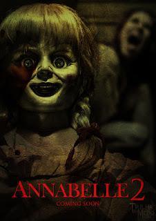 Annabelle: Creation (David F. Sandberg, USA, 2017, 109')