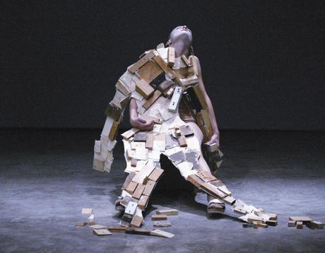 """""""Daphne_You must be my tree"""" da Le Metamorfosi di Ovidio al Danae Festival"""