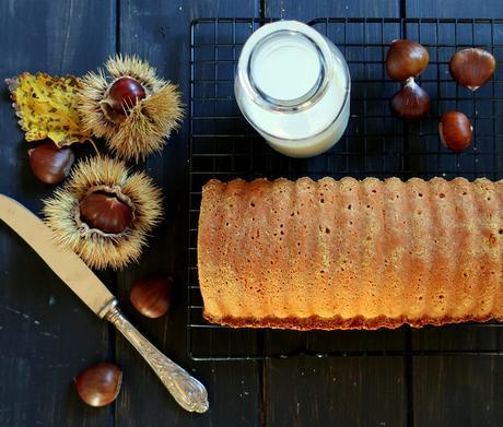 Plumcake per la colazione o per la merenda: Amor Castagna