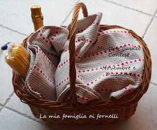 The Mystery Basket - novembre e dicembre