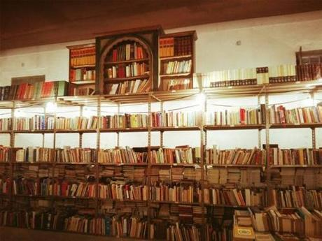 teachingliteracy:Maze Bookshop, Óbidos - Portugal