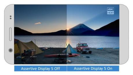ARM garantisce contenuti HDR anche su display SDR