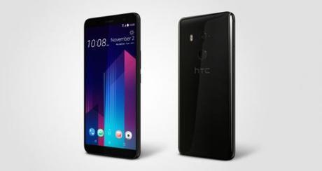 HTC U11+ e HTC U11 Life presentati ufficialmente