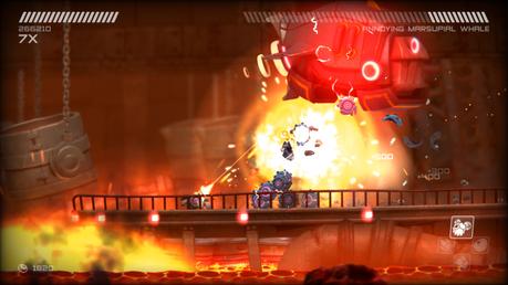 RIVE: Ultimate Edition il 17 novembre su Switch - Notizia - PS4