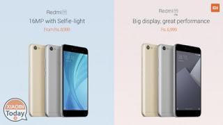 Xiaomi presenta i nuovi Redmi Y1 e Y1 Lite, specifiche tecniche e prezzi