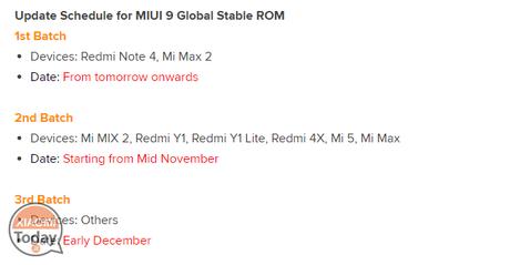 xiaomi-evento-india-miui-9-global-stabile-notifiche-funzioni-ufficiali-novità-date-rollout-rilascio