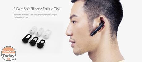 [Offerta] Xiaomi Mi LYEJ02LM Auricolare Bluetooth a 9€ Garanzia 2 Anni Europa