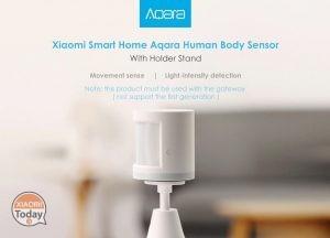 [Codice Sconto] Xiaomi Smart Home Aqara Sensore di Movimento a 7.79€