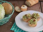 Verza, patate salsicca cucina marchigiana