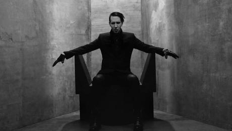 MARILYN MANSON – Heaven Upside Down