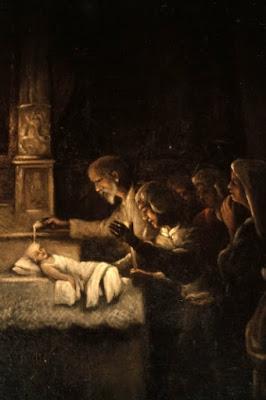 Nel tempo in cui i bimbi nati-morti erano degni al più di qualche sorriso