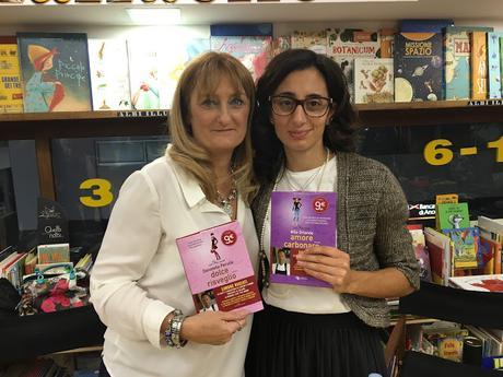 ARTICOLO - Presentazione in libreria: Amore carbonaro e Dolce risveglio, collana Chef per Amore, Leggereditore | Sabato 28 ottobre Napoli