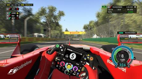 F1 2017 è disponibile per Linux