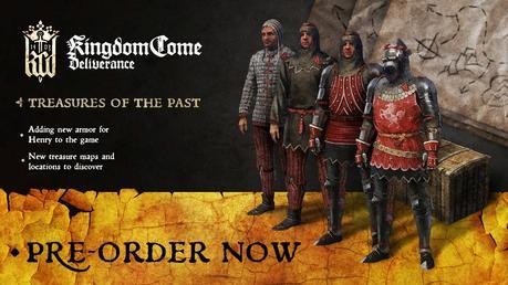 Kingdom Come: Deliverance, ecco Collectors e Special Edition
