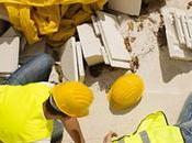 Infortuni lavoro terzo sono cadute dall'alto gravi danni