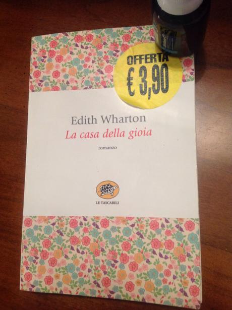 La casa della gioia, Edith Wharton @CasaLettori