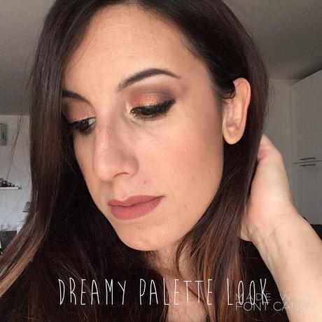 Dreamy Make up Look #1