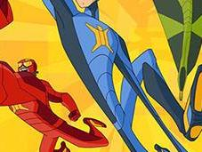 Stretch Armstrong Flex Fighters Netflix