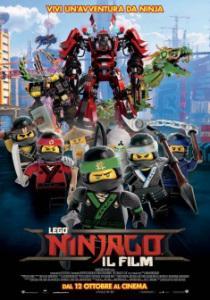 Lego Ninjago – Il film di Charlie Bean, Paul Fisher e Bob Logan: la recensione
