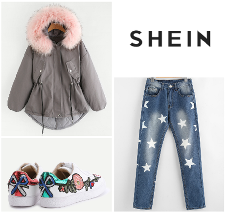 Wishlist on Shein