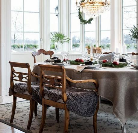 L'immagine può contenere: persone sedute, tabella, pianta e spazio al chiuso