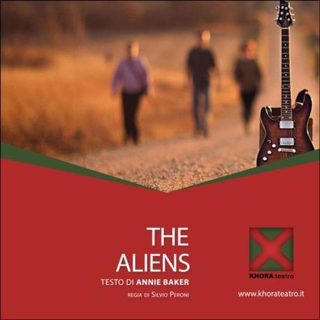 """2 – 12 novembre 2017 """"The Aliens"""" al Teatro Brancaccino"""