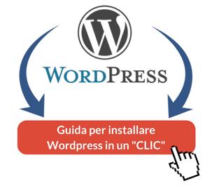 Guida per creare un blog gratis ed installare WordPress con un