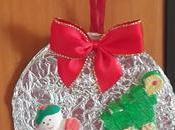 Lavoretti Natale: decorazione natalizia
