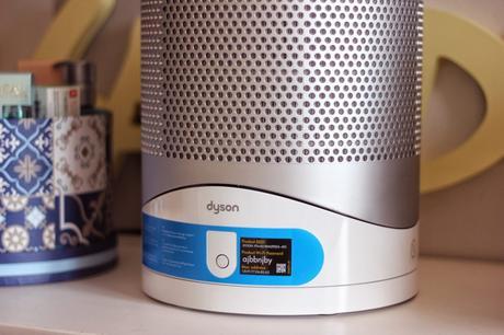 Dyson e l'alta tecnologica nel mercato dei purificatori d'aria 3
