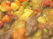Stufato vitello verdure