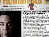 "LUCA RAGAGNIN magia delle storie suoi libri Gianluca Pavia Larousse/2dR Cultura Spettacoli Romanista"""