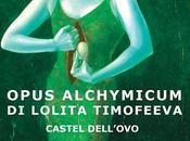Castel dell'Ovo Napoli ospita l'esposizione Opus Alchymicum Lolita Timofeeva