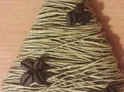 Lavoretti Natale: alberelli originali
