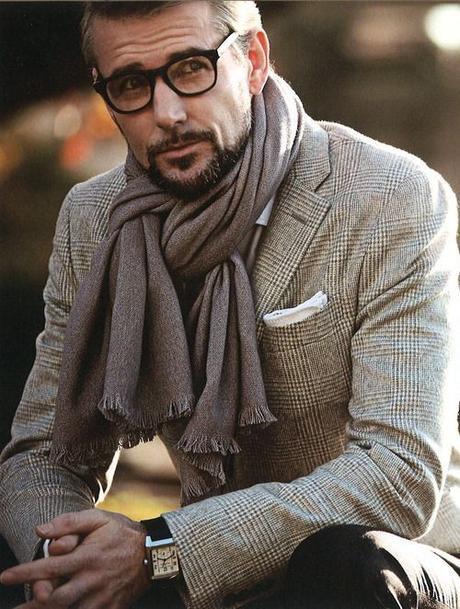 Moda uomo: i miei modi preferiti di indossare una sciarpa 5