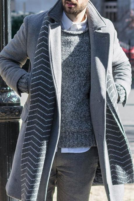 Moda uomo: i miei modi preferiti di indossare una sciarpa