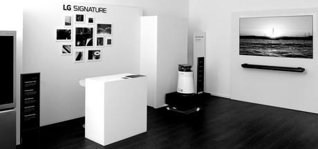 LG apre il suo luxury brand a Milano