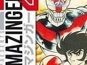 MAZINGER manga Nagai