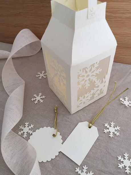 Lanterna Di Natale Fai Da Te Paperblog