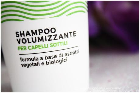 shampoo volumizzante capelli  hair color vibes gyada cosmetics review recensione