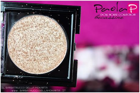 eyeshadow ombretti paolaP doll house  becassine