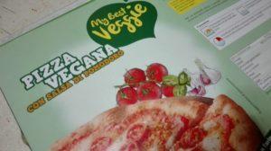 """Pizza vegana """"My best Veggie"""" Lidl: qualcosa non va."""