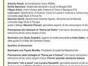 """Roma """"Evoluzione"""", percorsi l'extravergine qualità."""