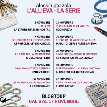 Blogtour Arabesque – Serie TV: Pronti per la seconda stagione